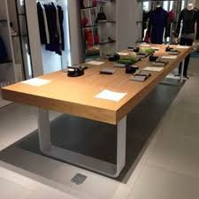 Narrow Conference Table Narrow Desk Table Home Design Ideas And Pictures