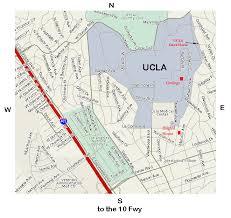 map of ucla ucla national ionprobe facility