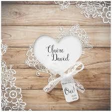 faire part mariage dentelle chic faire part mariage romantique chic bois fleurs dentelle belarto