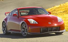 Nissan 350z Red - 2007 nismo 350z supercars net