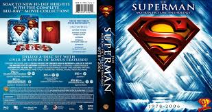 superman blu ray releases capedwonder superman imagery