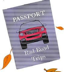 free printable thanksgiving road trip activity book road trip