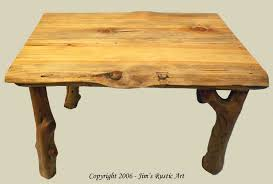 cool wood table natural home design