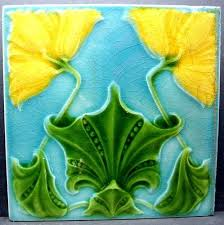 Art Deco Tile Designs 885 Best Art Nouveau Tiles Images On Pinterest Art Nouveau Tiles