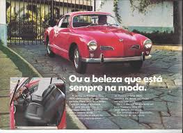 1971 karmann ghia thesamba com 1971 vw karmann ghia tc sales brochure brazil