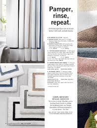 Pottery Barn Zig Zag Rug by Pottery Barn Bed U0026 Bath Spring 2017 D2 Page 4 5