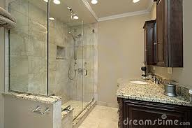 Bathroom Glass Shower Master Bath With Glass Shower Bed Bath And Beyond Pinterest