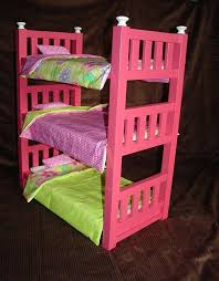 Doll Bunk Beds Plans Bunk Bed For Dolls Bunk Bed Dolls 18 Inch Startcourse Me