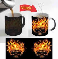 imagenes de calaveras que cambian de color mejores 9 imágenes de look badass mugs en pinterest arte de té