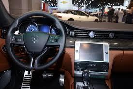 2015 maserati quattroporte interior maserati quattroporte chicago 2014 picture 96418