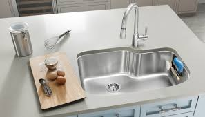 BLANCO Stainless Steel Kitchen Sinks Blanco - Brushed stainless steel kitchen sinks