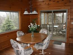 luxury log home interiors luxury log cabin in galena by the lake homeaway the galena