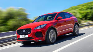 video the jaguar e pace is out and about in london 1 images