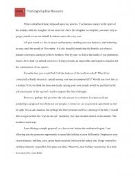 thanksgiving day essay for paragraph of thanksgiving day