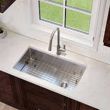 dual mount kitchen sink ancona dual mount kitchen sink with pull down single handle faucet combo