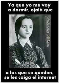 Wednesday Addams Meme - pin by margarita moreno mateos on frases pinterest
