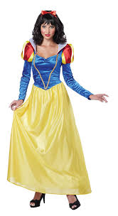 women costume california costumes snow white costume blue