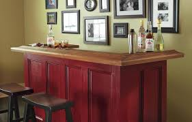 Bar Counter Top How To Build A Bar This Old House