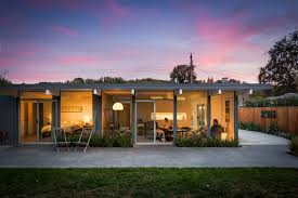 eichler style home eichler in marinwood midcentury exterior san francisco by