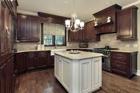 pictures of black stained kitchen cabinets custom built kitchens custom kitchen cabinets wichita ks
