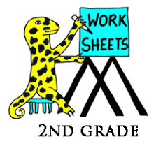 second grade math math worksheets printable maths activities