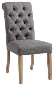 linen dining chair appealing grey tufted dining chair in linen chairs