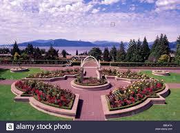 Botanical Gardens Ubc by Rose Garden Ubc Vancouver British Columbia Stock Photos U0026 Rose