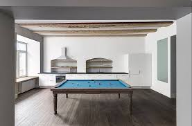 Dining Room Pool Table Grey Tables Dining Room Pool Tables By Generation Chic Pool