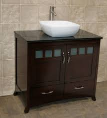 55 Inch Bathroom Vanities by 55 Inch Bathroom Vanity With Single Sink With Frosted Tempered