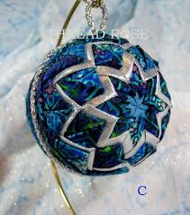 21 best folded fabric ornaments images on folded