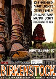Birkenstock Meme - iwd week birkenstock festival cardiff feminist network
