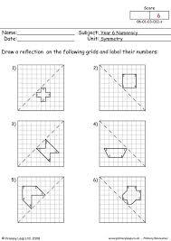 primaryleap co uk symmetry 1 worksheet