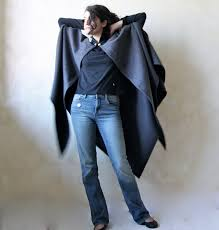 me val cape wool cloak wool cape grey cloak plus size