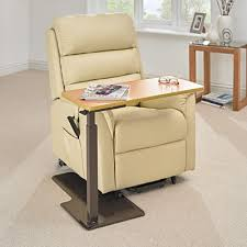 Mobility Armchairs Adjustable Table Riser Recliner Table Recliner Table