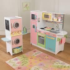 kidkraft modern espresso kitchen kidkraft uptown espresso play kitchen 53260 hayneedle