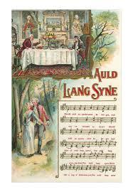 walzer delle candele auld lang syne un testo per due melodie