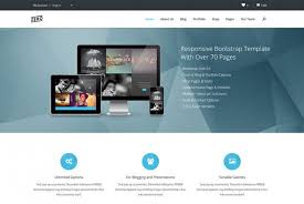20 best bootstrap html website templates u0026 themes free