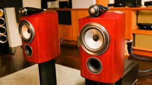 B W Bookshelf Speakers For Sale Bowers U0026 Wilkins 805 D3 Review Cnet