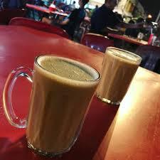Teh Qhi danny choo on teh tarik so マレーシアの紅茶