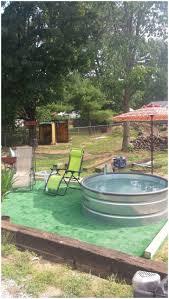 backyards stupendous diy stock tank pool 117 backyard images