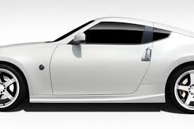 nissan 370z under 5000 fit 2009 2016 370z duraflex n 4 body kit 5 piece with wing spoiler