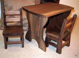 Wooden Furniture Handmade Toddler Table And Chair Table And Chairs Handmade Natural Wood