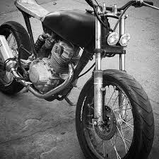 honda tmx 155 street tracker on going project hondas cd 175 cb