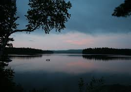 Eels Lake Cottage Rental by Spectacular Views And Privacy Maine Homeaway Bowerbank