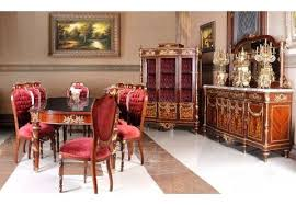 antique taste luxurious antique style dining room reproductions