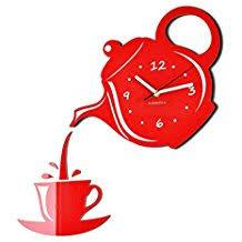 pendule de cuisine moderne pendule cuisine moderne autres horloge mtal with pendule cuisine