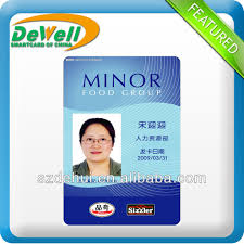 100 identification card templates free list manufacturers
