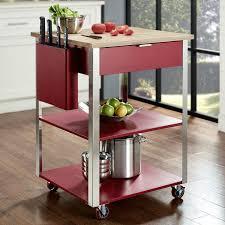 50 off red kitchen island walmart portable islands apple carts