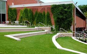 Landscape Management Services by Eastern Land Management Campus Landscape Management