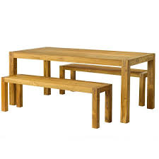Best Simple Industrial Dining Table Images On Pinterest - Teak dining table and chairs india